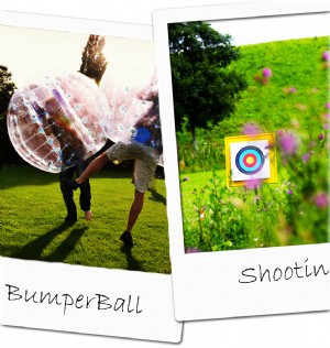 BumperBall & Shooting games